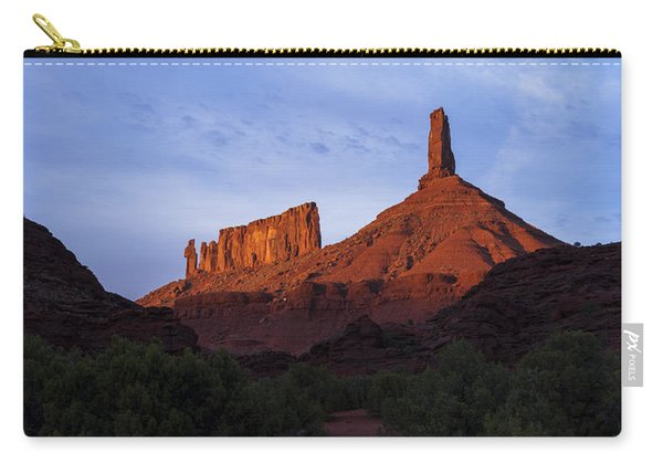 Castle Towers Carry-all Pouch
