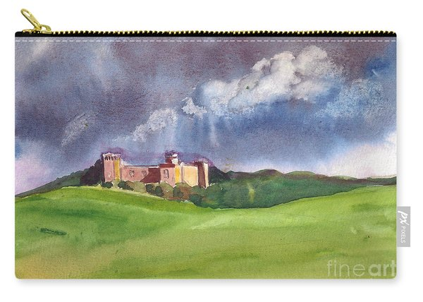 Castle Under Clouds Carry-all Pouch