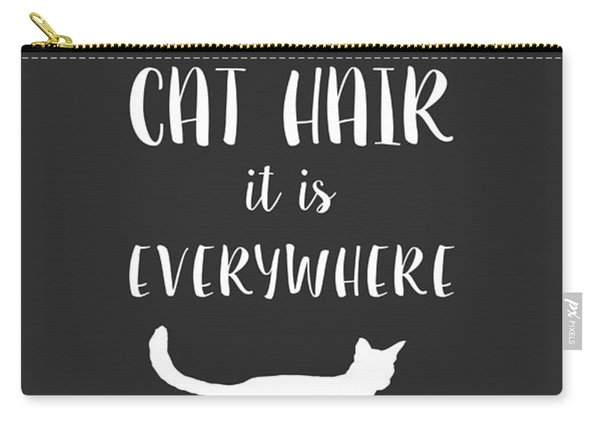 Cat Hair Carry-all Pouch