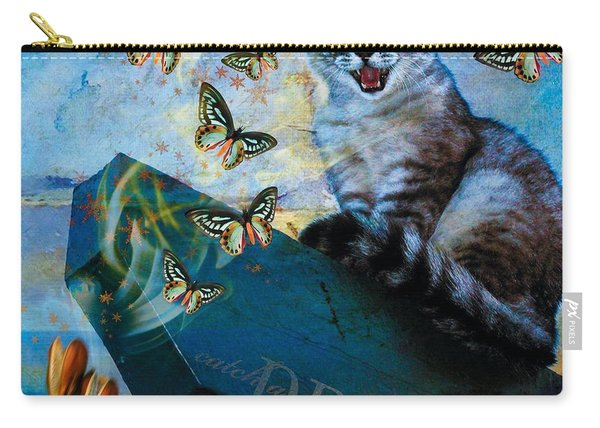 Catch A Dream Carry-all Pouch
