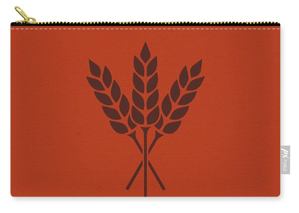 Catcher In The Rye By Jd Salinger Greatest Books Ever Series 025 Carry-all Pouch