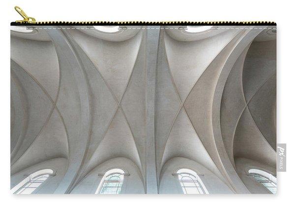 Catedral De La Purisima Concepcion Ceiling Carry-all Pouch