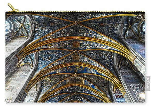 Cathedral Albi Carry-all Pouch