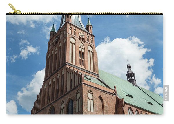Cathedral Basilica Of St. James The Apostle, Szczecin A Carry-all Pouch