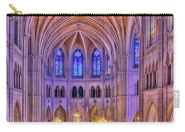Cathedral Basilica Of The Sacred Heart Newark Nj II Carry-all Pouch