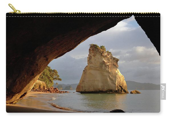 Cathedral Cove Carry-all Pouch