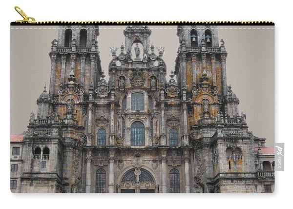 Cathedral Of Santiago De Compostela Carry-all Pouch