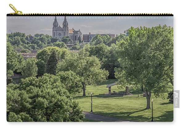 Cathedral Of St Joseph #2 Carry-all Pouch