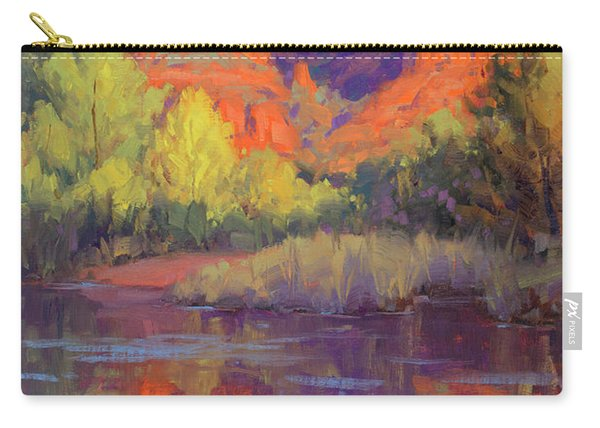 Cathedral Reflections Carry-all Pouch