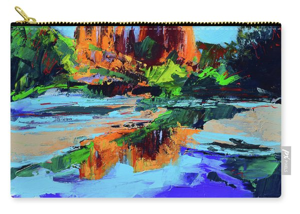 Cathedral Rock - Sedona Carry-all Pouch