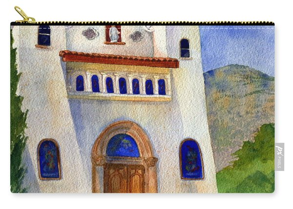 Catholic Church Miami Arizona Carry-all Pouch