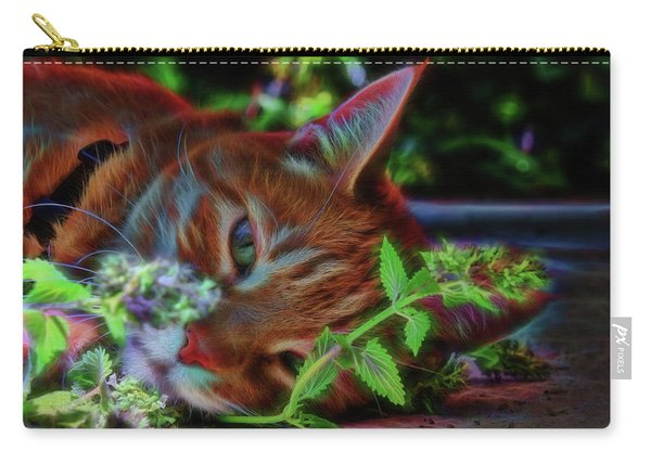 Catnip Chillin Carry-all Pouch