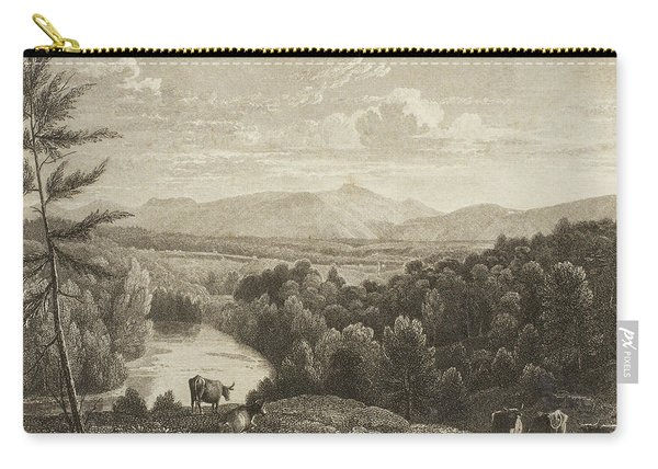 Catskill Mountains Carry-all Pouch