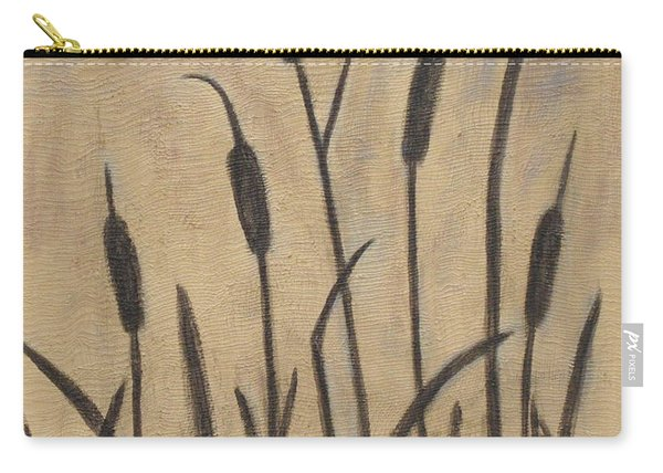 Cattails 2 Carry-all Pouch