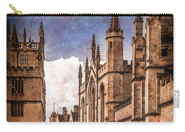 Oxford, England - Catte Street Carry-all Pouch