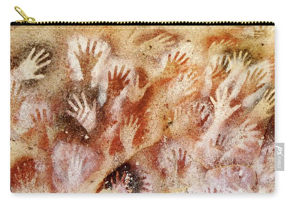 Cave Of The Hands - Cueva De Las Manos Carry-all Pouch