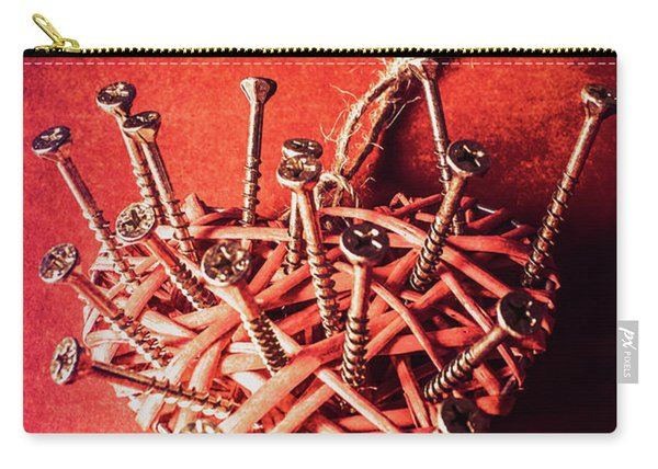 Cavities Of Love Carry-all Pouch