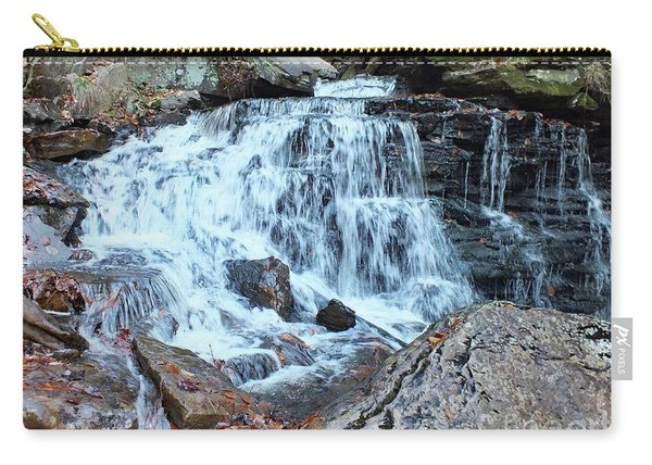 Cayuga Falls 2 - Ricketts Glen Carry-all Pouch