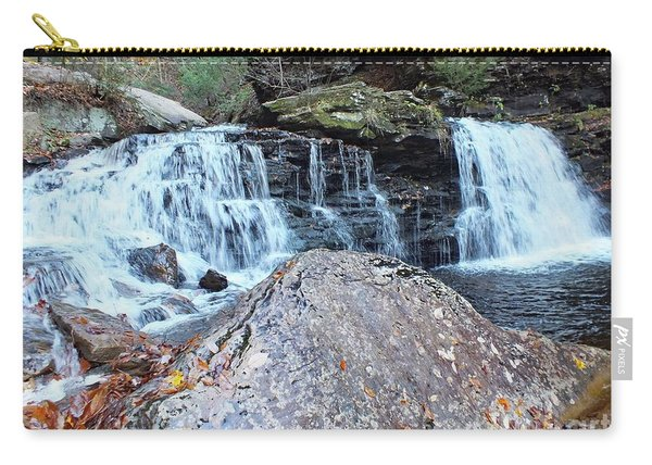 Cayuga Falls 3 - Ricketts Glen Carry-all Pouch