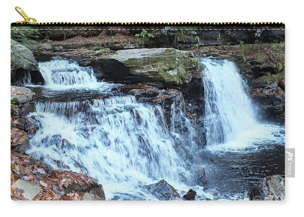 Cayuga Falls - Ricketts Glen Carry-all Pouch
