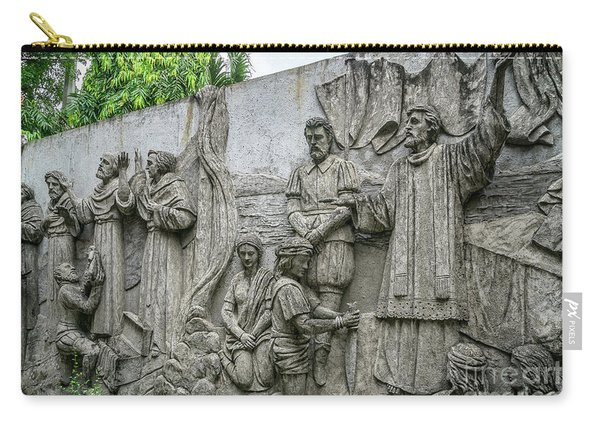 Cebu Carvings Carry-all Pouch