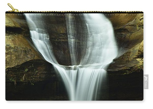 Cedar Falls Closeup Carry-all Pouch