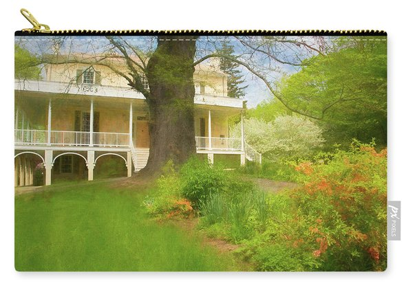 Cedar Grove In Spring Carry-all Pouch