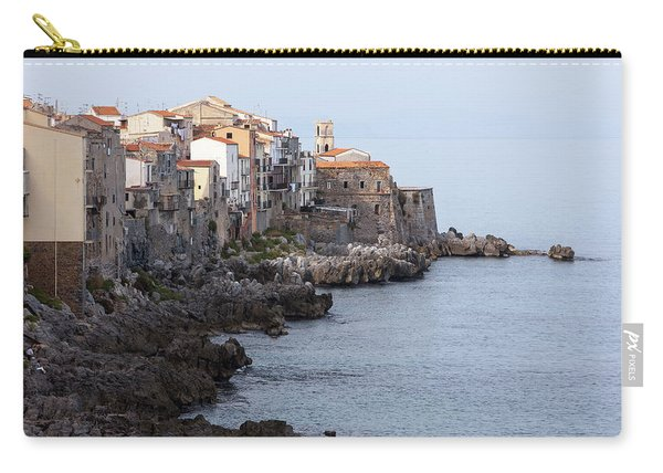 Cefalu, Sicily Italy Carry-all Pouch
