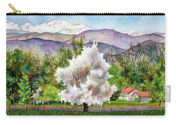 Celeste's Farm Carry-all Pouch