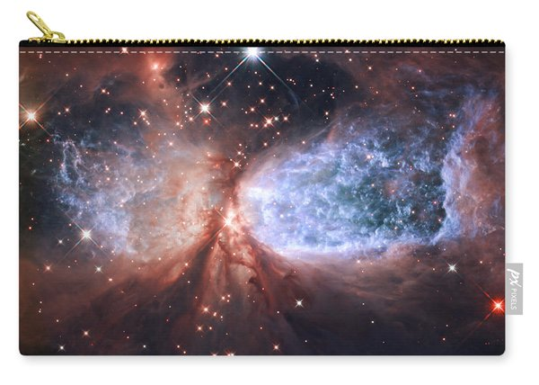 Celestial Snow Angel Carry-all Pouch