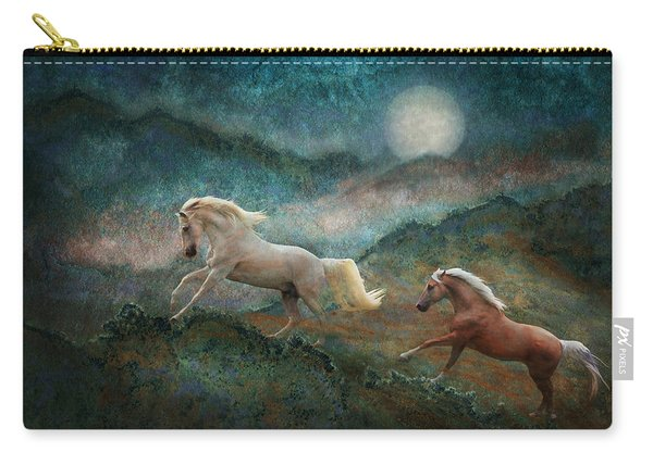Celestial Stallions Carry-all Pouch