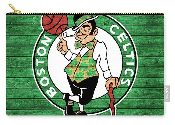 Celtics Barn Door Carry-all Pouch