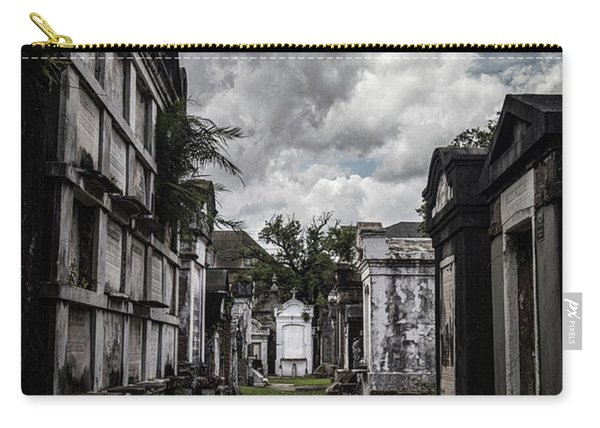 Cemetery Row Carry-all Pouch