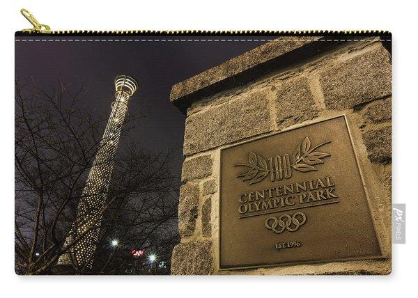 Centennial Park 1 Carry-all Pouch