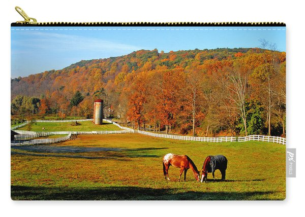 Cherry Valley, Pennsylvania Carry-all Pouch
