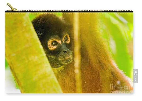 Central American Spider Monkey Carry-all Pouch