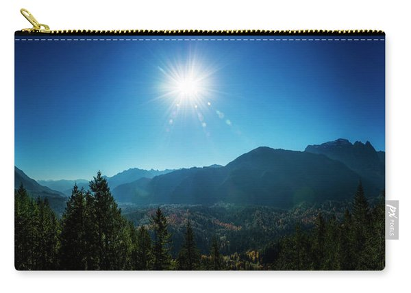 Central Cascades Carry-all Pouch