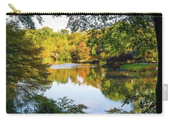 Central Park - City Nature Park Carry-all Pouch