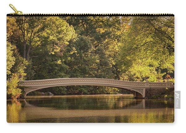 Central Park Bridge Carry-all Pouch
