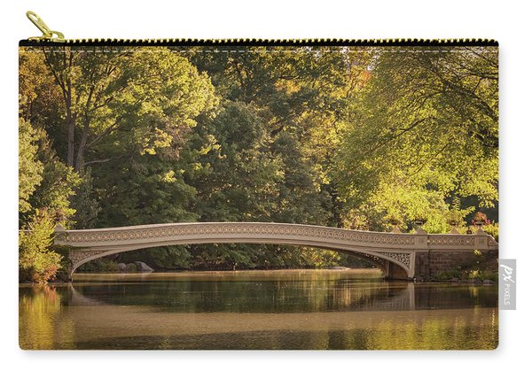 Central Park Bridge Carry-all Pouch