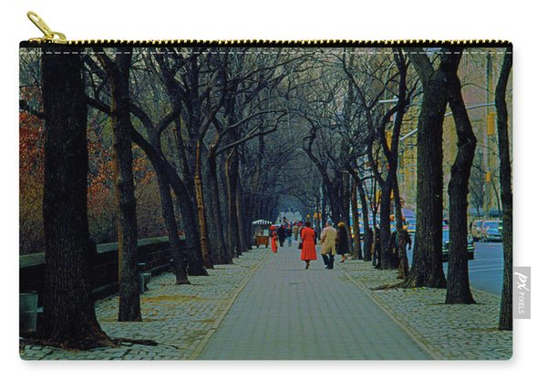 Central Park East Carry-all Pouch