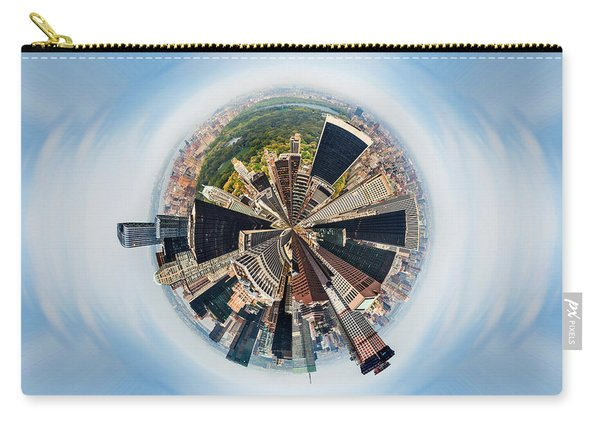 Eye Of New York Carry-all Pouch