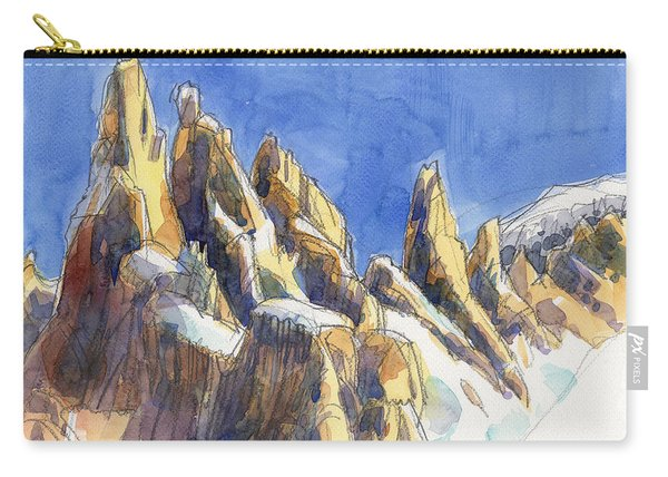 Cerro Torre, Patagonia Carry-all Pouch
