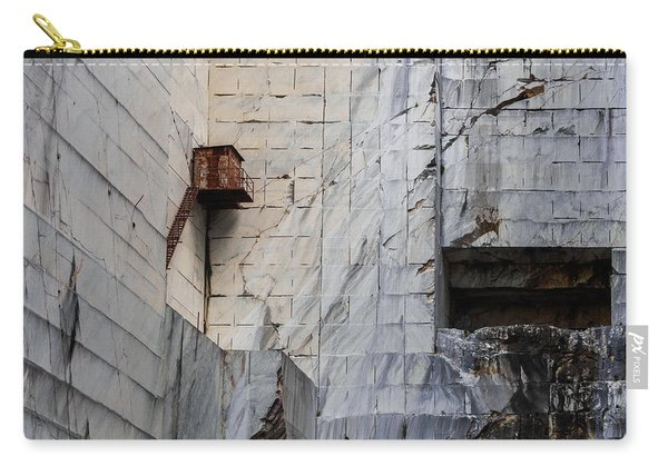 Cervaiole Quarry - Apuan Alps, Tuscany Italy Carry-all Pouch