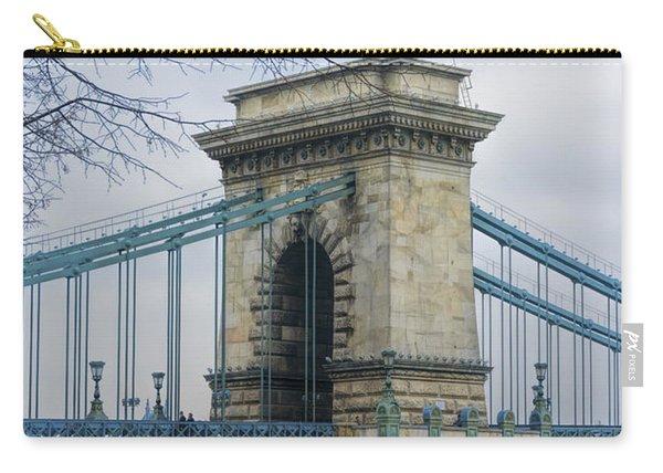 Chain Bridge Pier Carry-all Pouch