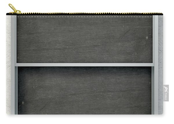 Chalk Board Render Carry-all Pouch