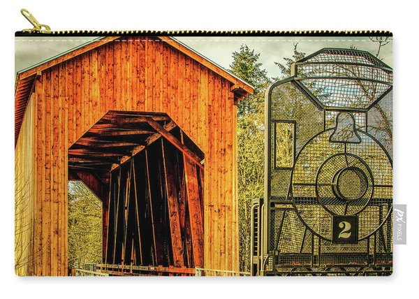 Chambers Railroad Bridge Carry-all Pouch