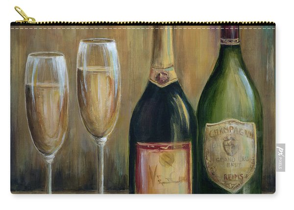 Champagne Celebration Carry-all Pouch