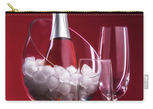 Champagne For Two Carry-all Pouch