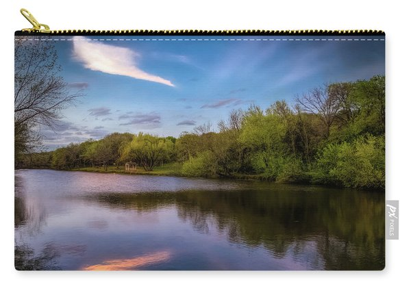 Chandler Lagoon Carry-all Pouch